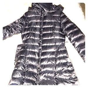 Jackets & Blazers - Beautiful Down Feather Coat
